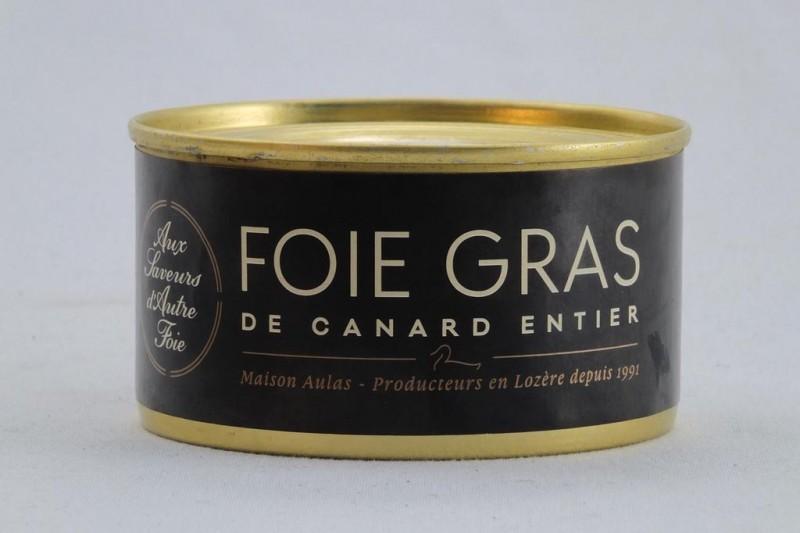 Foie gras entier -130 g