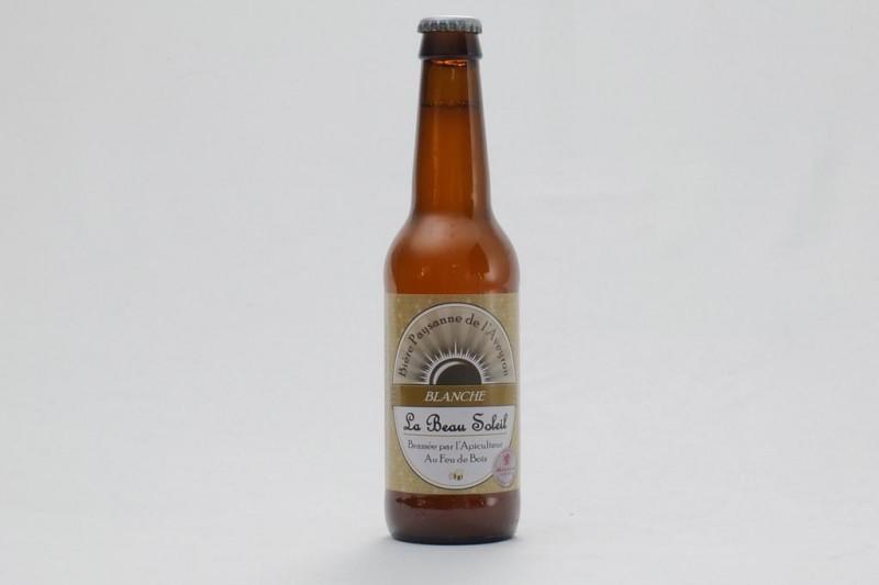 Bière La Blanche - 33 cl