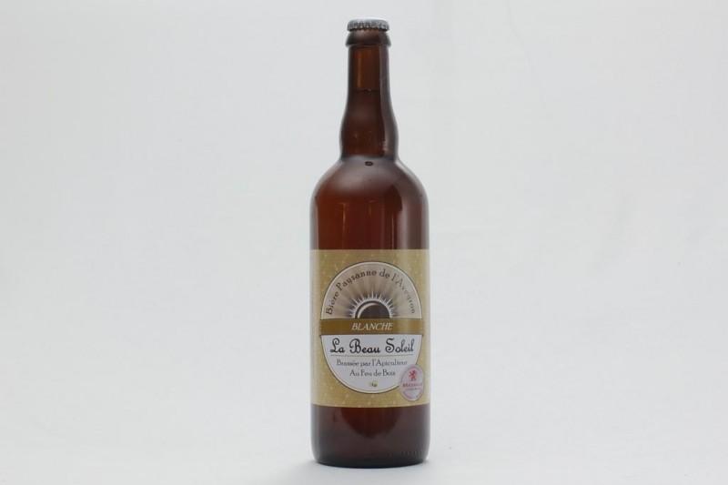 Bière La Blanche - 75 cl