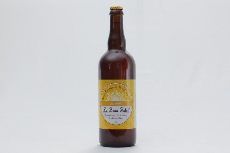 Bière La Blonde - 75 cl