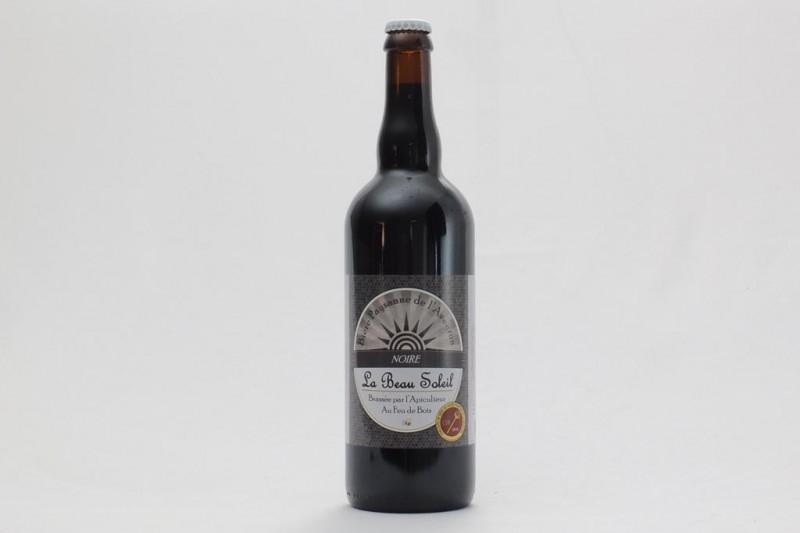 Bière La Noire - 75 cl