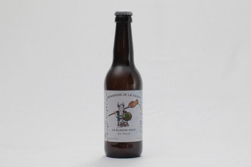 Bière La blanche Naine Bio - 33 cl