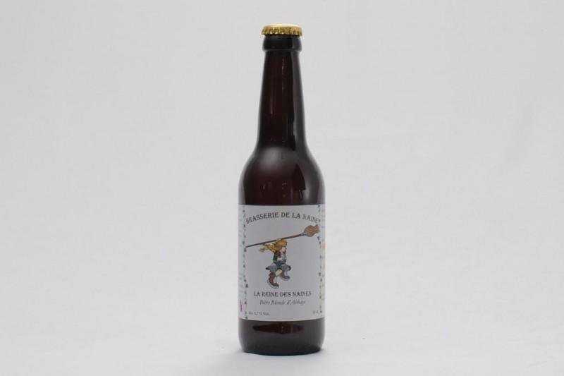 Bière La Reine des Naines Bio - 33 cl