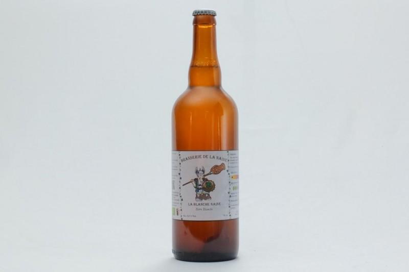 Bière La blanche Naine Bio - 75 cl