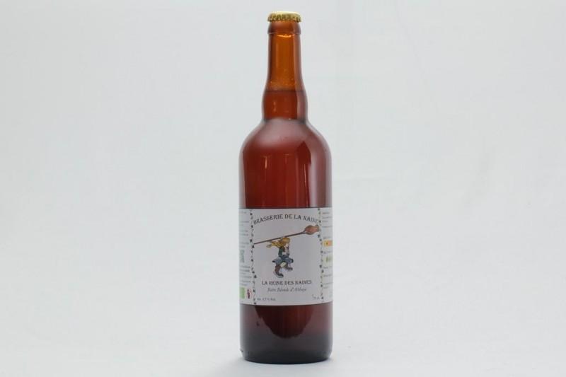 Bière La Reine des Naines Bio - 75 cl