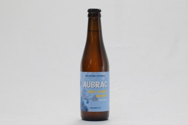 Bière de l'Aubrac blanche - 33 cl