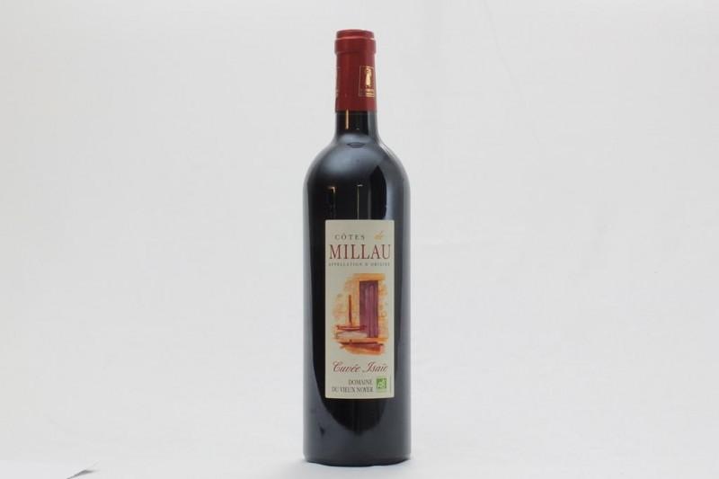 """Vin rouge Côtes Millau """"Isaïe"""" 2017 Bio"""