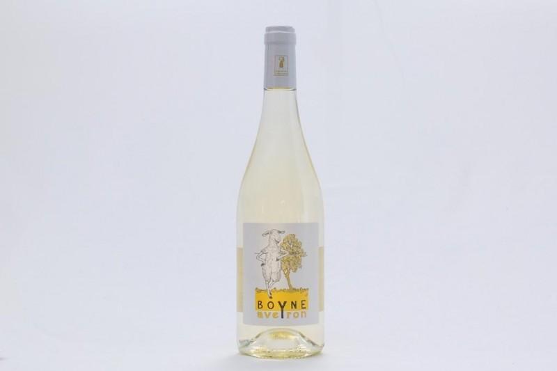 Blanc IGP Aveyron 2018 Conversion Bio