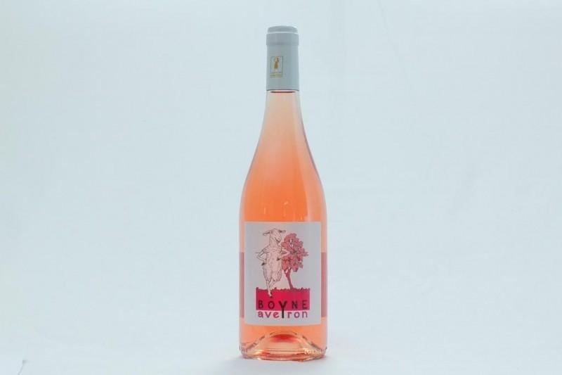 Rosé IGP Aveyron 2018 Conversion Bio