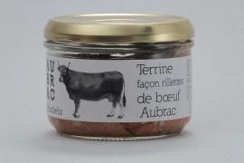 Terrine de bœuf Aubrac façon Rillettes