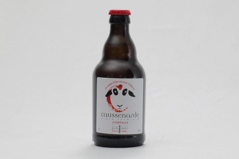 Bière 4 céréales Blonde - 33cl