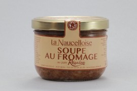 Bocal soupe au fromage
