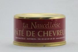 Boîte pâté de chevreuil