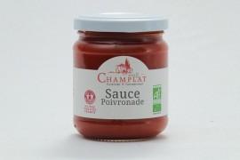 Sauce Tomate Poivronade Bio