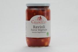 Raviolis à la farce végétale - 650 g