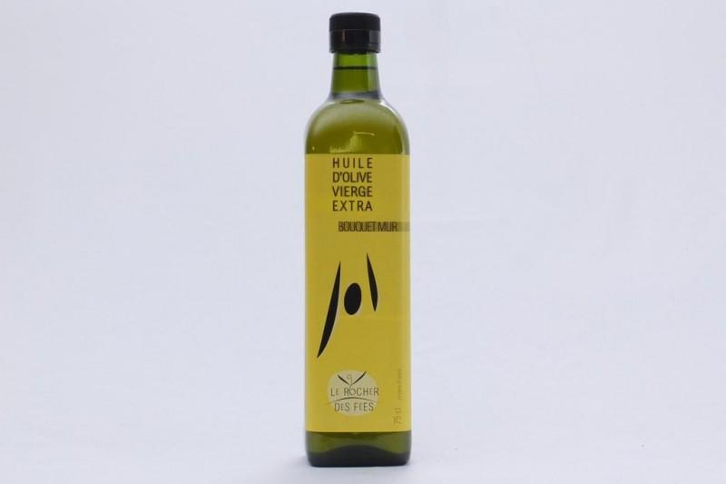 Huile d'olive vierge extra Bouquet mûr