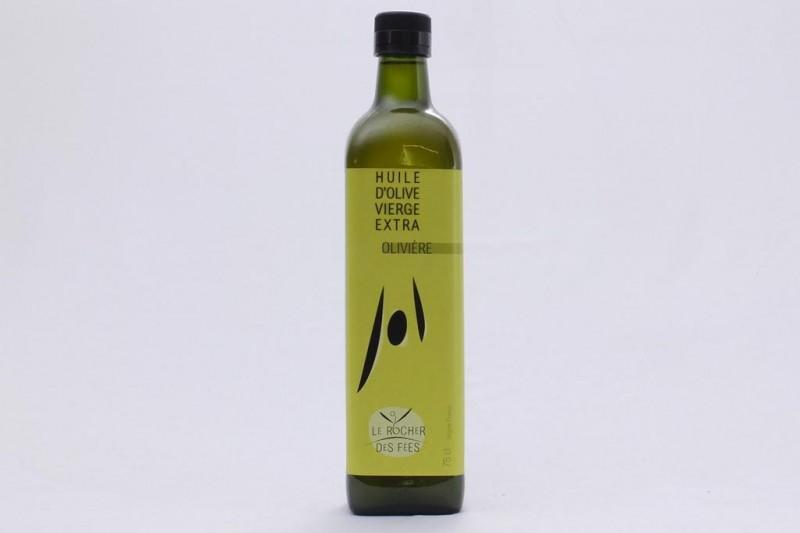 Huile d'olive vierge extra Olivière