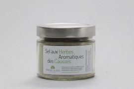 Sel aux herbes aromatiques des Causses