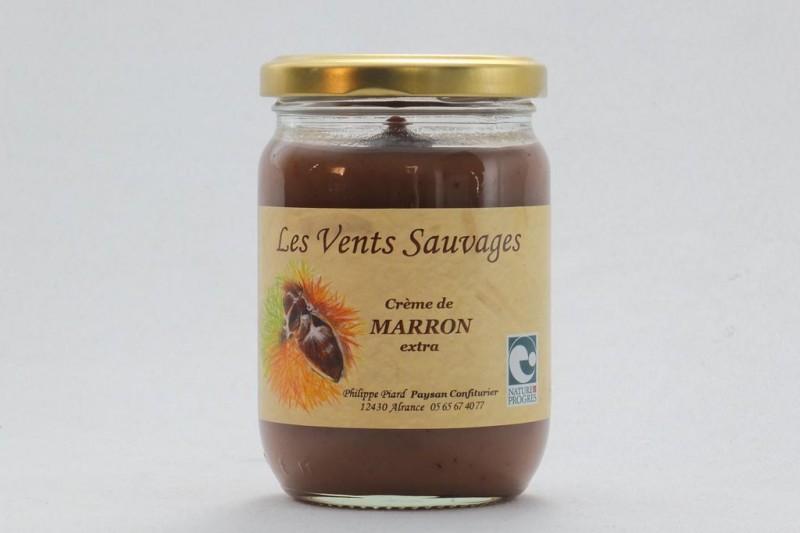 Crème de marron Bio - 300 g