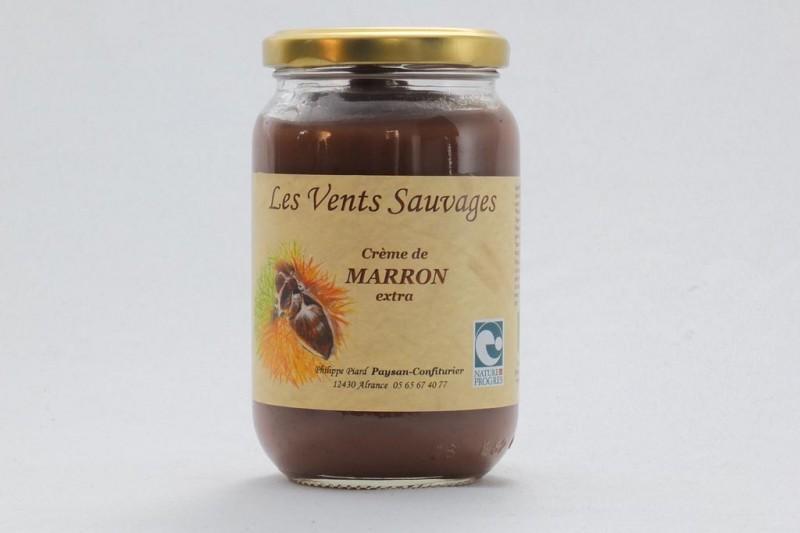 Crème de marron Bio - 420 g