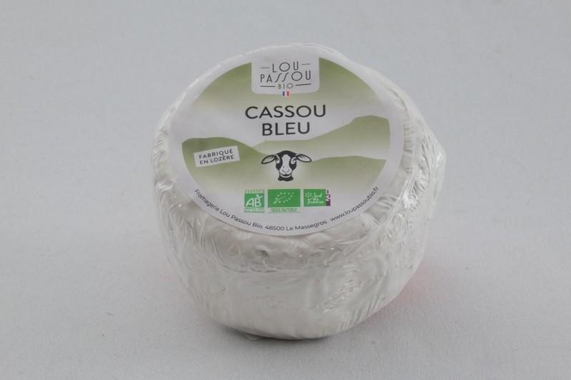 Cassou bleu - Fromage au lait de brebis