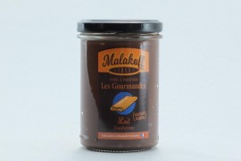 Pâte à tartiner chocolat feuilletine