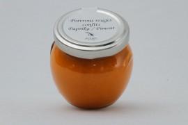 Poivrons rouges confits Paprika Piment