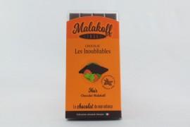 Tablette chocolat noir noisettes - Malakoff & Cie
