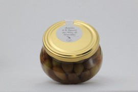 Raisins à la liqueur au Marc de Marcillac - 290 ml