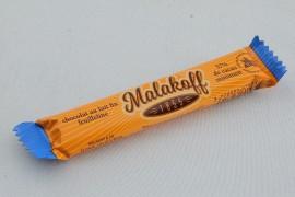 Barre chocolat au lait fin feuilletine