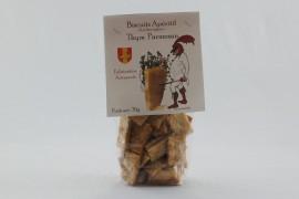 Biscuits Apéritif Thym Parmesan